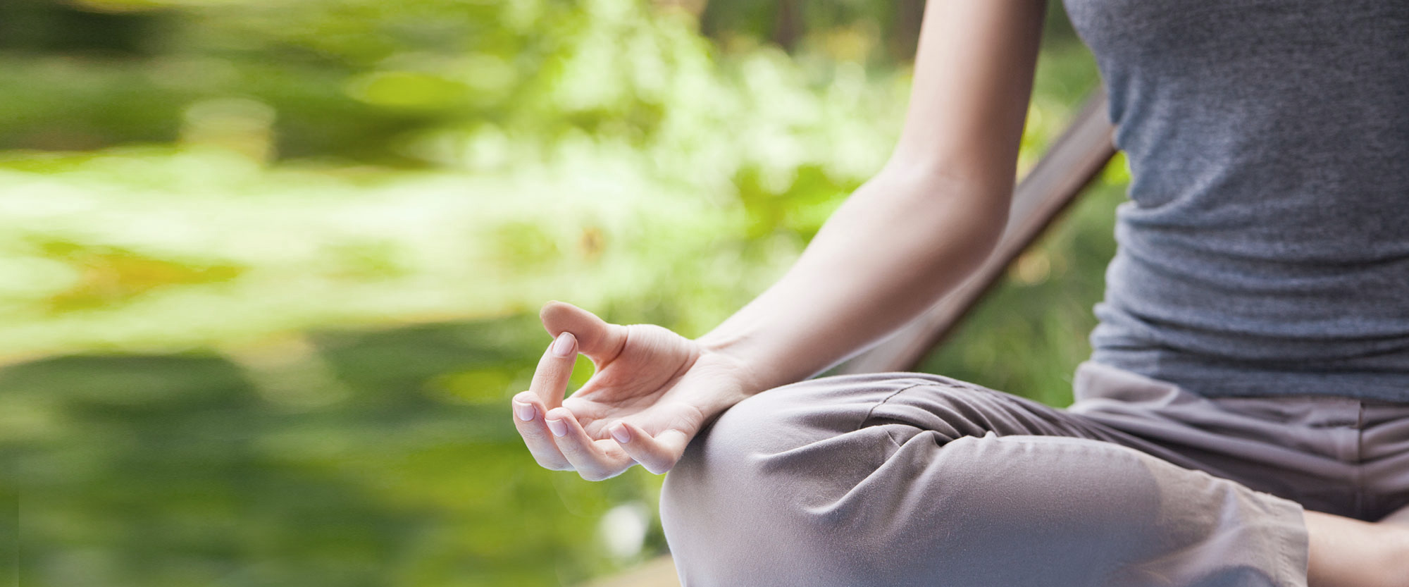 Yoga Entspannungssitz